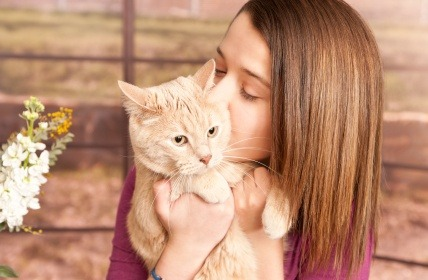 kiss, cat, kissing, feline, diseases, zoonoses, zoonotic, ringworm, toxoplasmosis