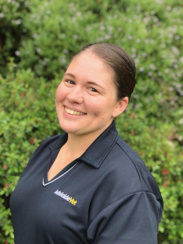 Hayley Hogg - Client Relations at AdelaideVet