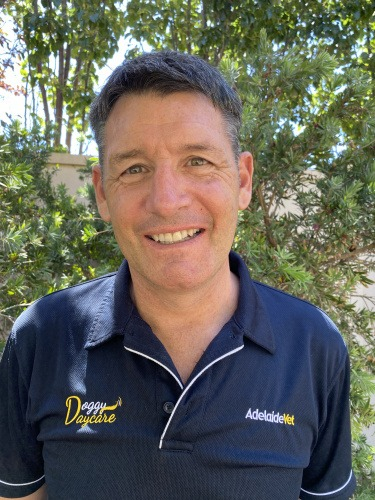 Rob Quinnell Canine Educator at AdelaideVet