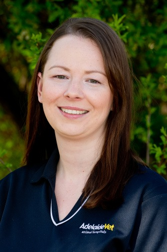 Stephanie Nicholson - Practice Manager at AdelaideVet