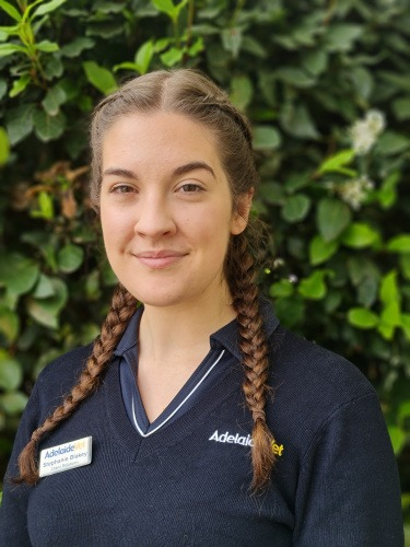 Stephanie Blakey - Client Relations at AdelaideVet